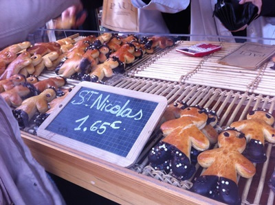 パリの向こう-ST NICOLAS用パン