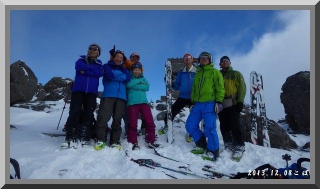 ロフトで綴る山と山スキー-1208_1212