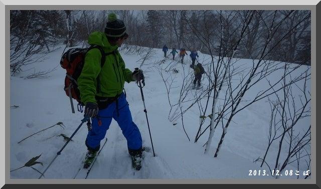 ロフトで綴る山と山スキー-1208_1017