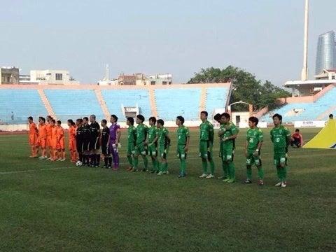 ベトナム遠征 vsSHBダナンFC | ...