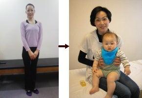 西東京市ひばりヶ丘駅の整体の不妊症改善・子宝が恵まれました。