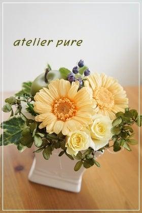 *大人ナチュラルな、お花の空間* Atelier Pure  川崎市麻生区