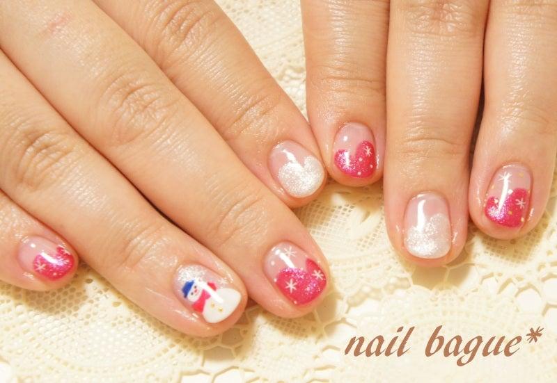 埼玉 朝霞 ホームネイルサロン「nail bague(ネイルバーグ)」