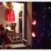 サンタがお店にやって来る!!の画像