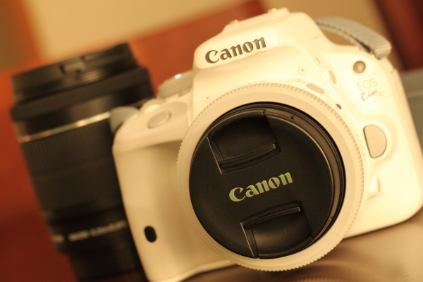 Canon EOS Kiss X7(ホワイト)