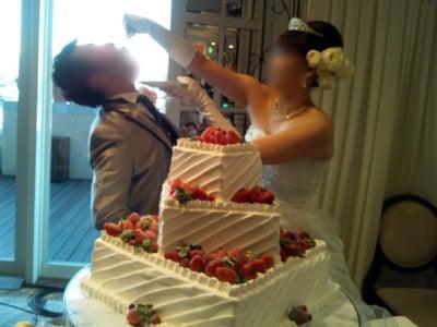 からの結婚式2