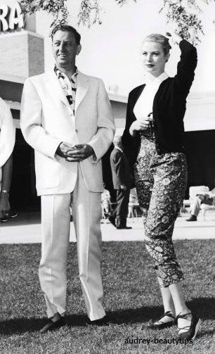 Vegas Vacation Audrey Dancing: グレース・ケリー 運命の出会いの直前 1955年