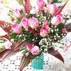バラのお花束(*^^*)の画像