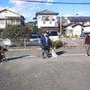 犬のしつけ アイズ前橋店周辺で街中訓練の画像