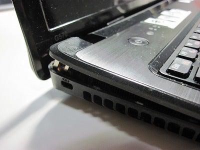 ノートパソコン G570 ヒンジ 電源修理 カワキドのブログ