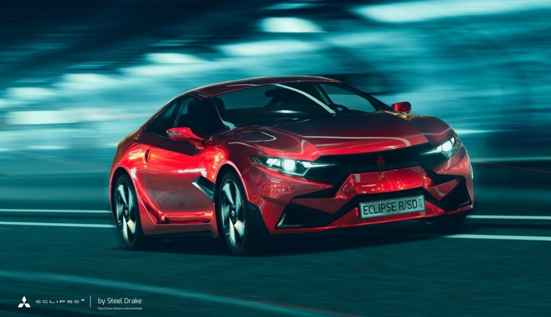 Mitsubishi Eclipse 2015 >> 三菱のデザインスタディ 2015 エクリプスR/SD コンセプト|生まれ変わる新型車たち