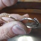 ブライダルフェアー大盛況 手作りで結婚指輪 マリッジリング制作 京都 奈良の指輪屋さんの記事より