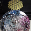 * 12月18日は神聖幾何学でオルゴナイトつくりますの画像