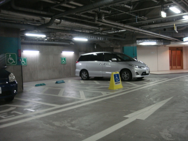 3.タイムズ後楽駐車場