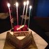 お誕生日のお祝い☆の画像