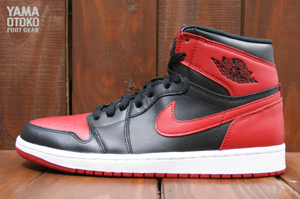 『AIR JORDAN 1 RETRO HIGH  OG』に、待望の