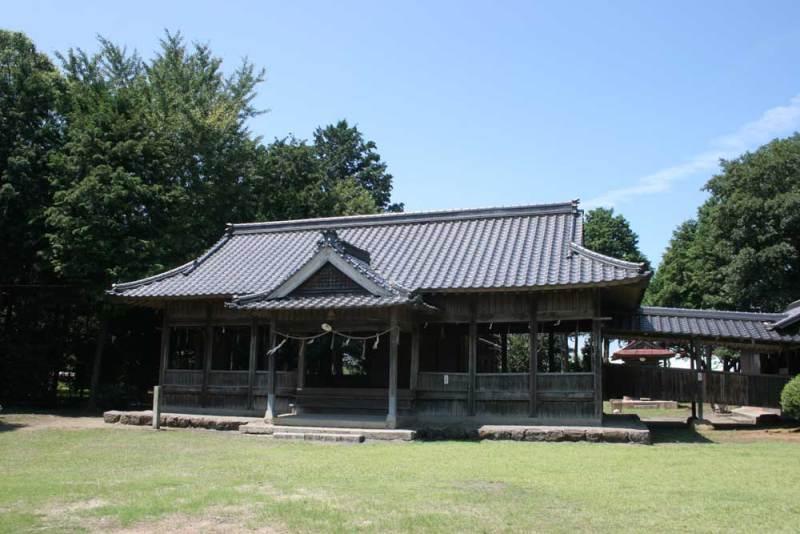旭城/千束八幡神社