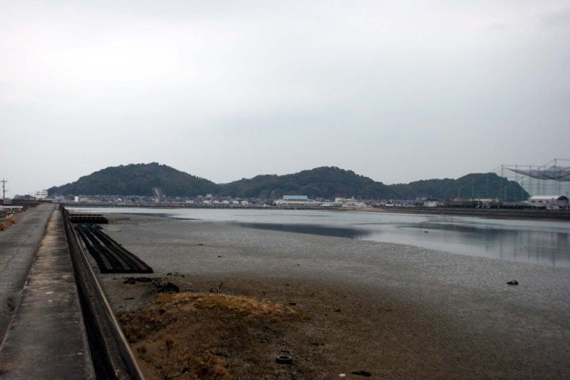 蓑島城/遠景