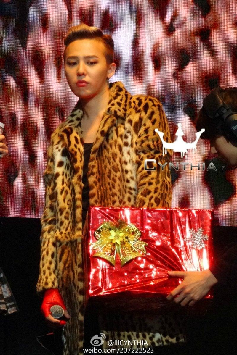Bigbang G Dragon 上海fanmeeting 高画質写真 Bigbang Fan Blog With Hrl