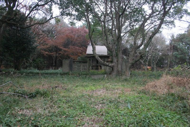 久津尾崎城/松山神社