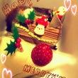 小さくクリスマス☆