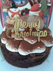 ロリエ二見クリスマスショコラスフレガトーショコラ 注コーヒー