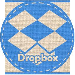 ファブリックサークル ドロップボックスのアイコン Andro Home