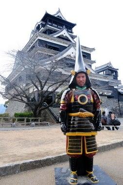 熊本城と私