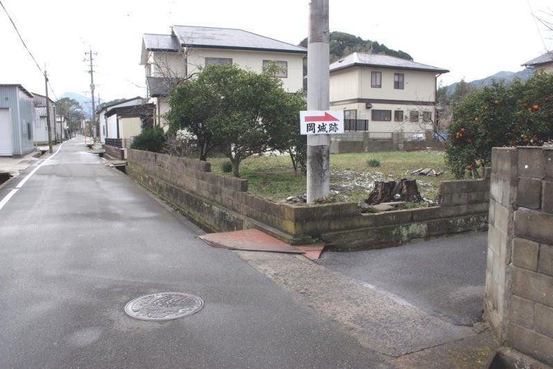 岡城/入口