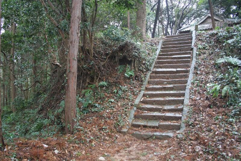 音丸城/本丸まであと1歩