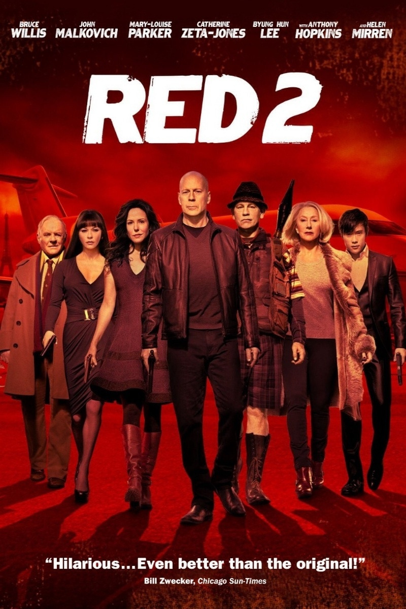 RED 2/RED リターンズ」 | Truch...