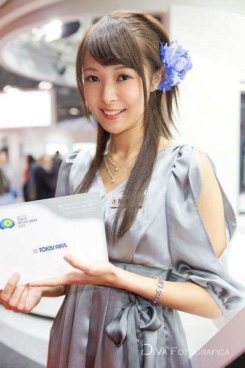 木下彩さん The 43rd Tokyo Motor Show 2013