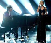 A Great Big World Christina Aguilera