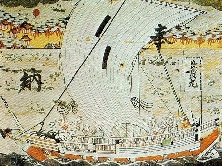 テンカス・気まぐれ1人旅津軽十三湊の繁栄と日本海航路・其の3