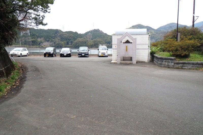 畑城/①駐車場