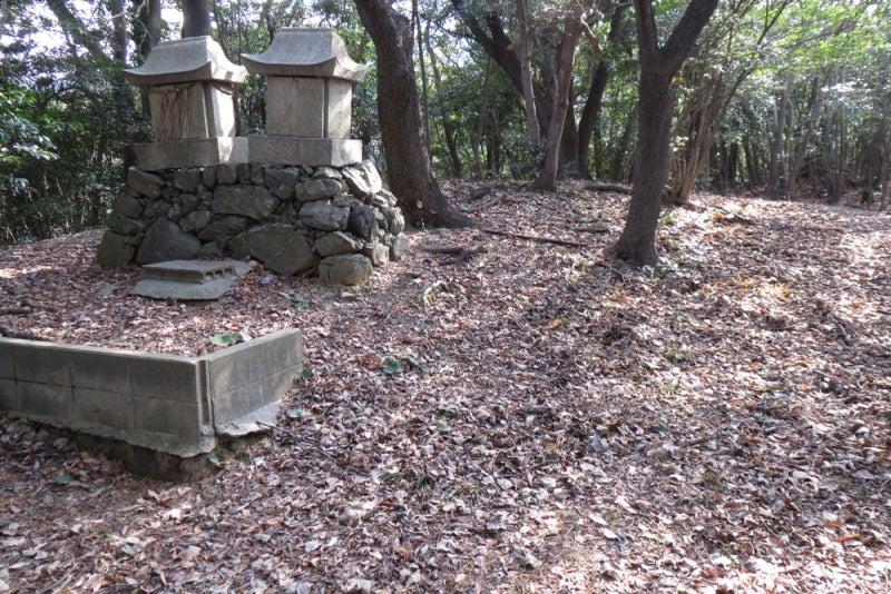 畑城/⑦二の丸