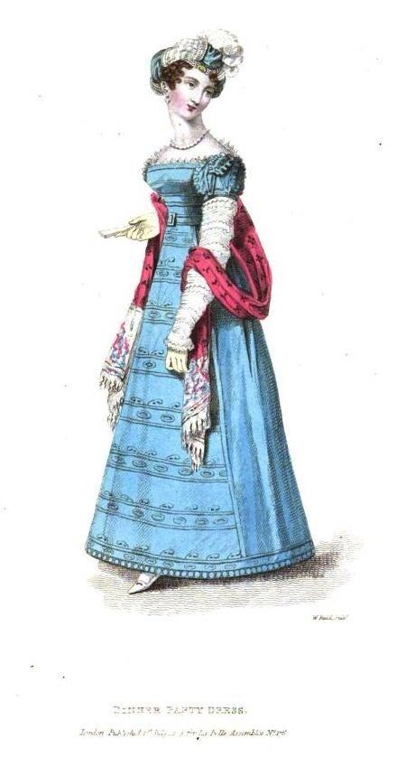 パーティドレス。ブルーが鮮やかでキレイ。
