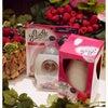 甘い香りで癒しの空間づくり❤gladeセンサー&スプレーKAWAIISTYLEベリーマッチ☆の画像