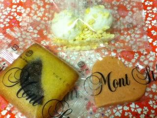 モンサンクレールの焼き菓子