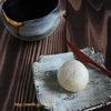 自家製薯蕷饅頭でほっこり( ´ ▽ ` )ノと書初め。の画像