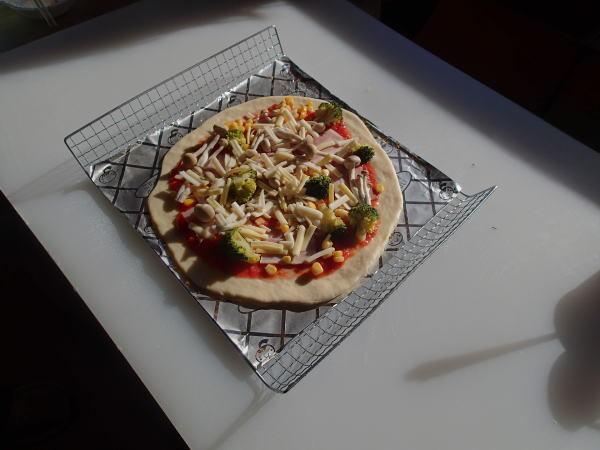 ピザ焼き実験 第2弾04