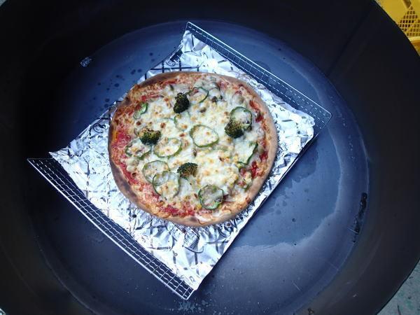 ピザ焼き実験 第2弾06