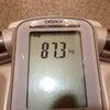 本日の体重 2014/01/09の画像