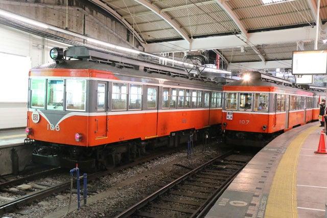箱根登山鉄道のここがすごい! |...
