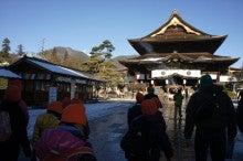 20131229ふくスマ善光寺本堂