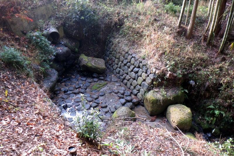 杷木神籠石/①第2水門