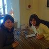 ビーガンカフェでランチの画像