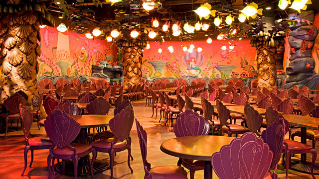 ディズニーシー オススメレストラン! Leesaは週1Disneyseaに。