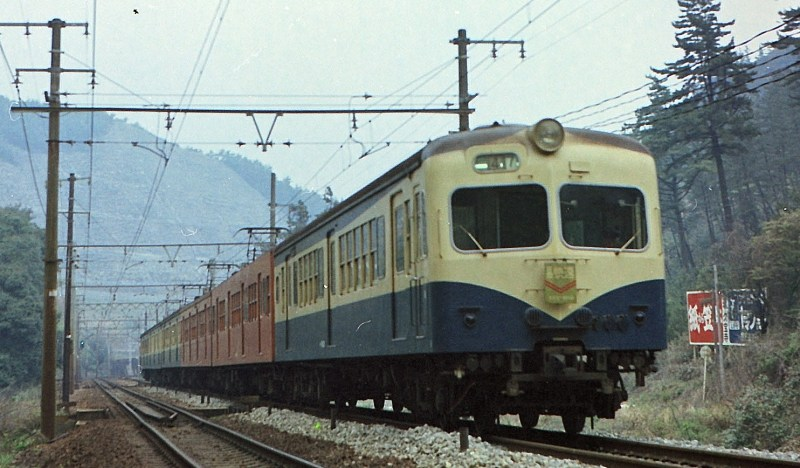 akaの鉄道最新撮影&秘蔵記録秘蔵記録  阪和線を走行していた70系