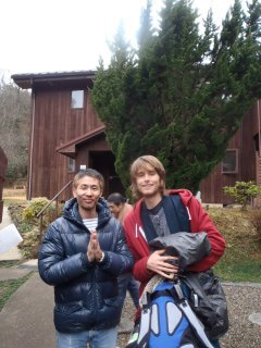 ヴィパッサナー瞑想合宿@京都   ...